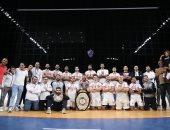 فريق الزمالك لكرة اليد