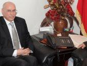 الأمين العام المساعد لجامعة الدول العربية أحمد رشيد خطابى