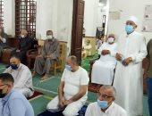 صلاة عيد الفطر وسط إجراءات احترازية