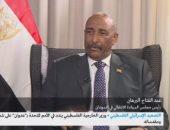 عبد الفتاح البرهان رئيس مجلس السيادة الإنتقالى بالسودان