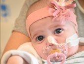 انقاذ حياة طفلة اسبانية اجرت عملية زراعة قلب