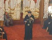 كنيسة القديسين بالإسكندرية تحتفل باليوبيل الذهبى بحضور البابا تواضروس