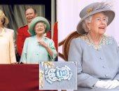 بروشيه والده الملكة إليزابيث