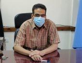 هشام منير وكيل وزارة التربية والتعليم بمحافظة البحر الأحمر