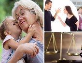 حكم قضائى يلزم الأم ووالدتها بدفع تعويض جدة للأب