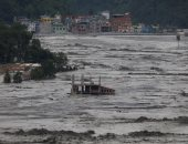 فيضانات نيبال