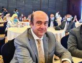 الدكتور شيرين حلمى الرئيس التنفيذى لمجموعة شركات فاركو للأدوية