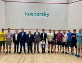 السفير ايهاب نصر ووزير الرياضة الروسي أوليج ماتيتسين