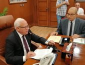 محافظ بورسعيد يعتمد النتيجة