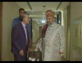 بيومى فؤاد من فيلم الشنطة