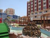 حديقة العاصمة بشبين الكوم