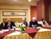 وفد اللجنة الدينية بمجلس النواب