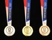 ميداليات اولمبياد طوكيو