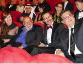 أحمد داوود ومحمد خان مع هنا شيحة وماجد الكدواني