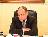 النائب احمد سمير رئيس اللجنة الاقتصادية بمجلس النواب