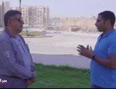 المهندس ياسر عبد الحليم والزميل أحمد حسن