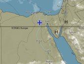 دخول مصر الحزام المدارى