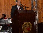 الدكتور مصطفى عبدالخالق القائم بأعمال رئيس جامعة سوهاج