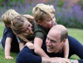الأمير ويليام وأطفاله