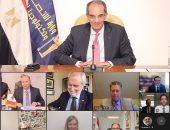 عمرو طلعت وزير الاتصالات يشهد توقيع اتفاقية عبر فيديوكونفرانس مع أكبر جامعة كندية