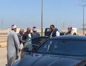 وزير الاوقاف والسفير السودانى
