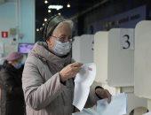 تصويت المواطنين الروس فى انتخابات الدوما