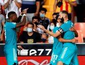 فالنسيا ضد ريال مدريد