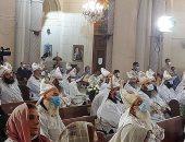 ترقية 15 كاهنا من كهنة الإسكندرية إلى رتبة القمصية