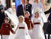 حفل زفاف ابن ثالث اغلى رجل فى العالم