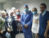 الفريق الطبى