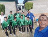 فعاليات بطولة كرة القدم الخماسية لطلاب التربية الفكرية والدمج بالقليوبية