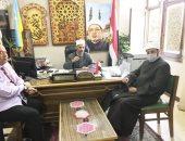 اجتماع طارىء لرئيس منطقة الإسكندرية