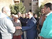 اللواء أحمد بهاء الدين القصاص، محافظ الإسماعيلية
