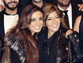 الصورة التى نشرتها المطربة سميرة سعيد