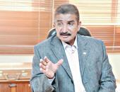 اللواء محمد ناصر رئيس الجهاز المركزى للتعمير