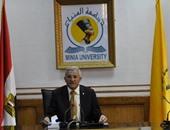 الدكتور جمال أبو المجد رئيس الجامعة