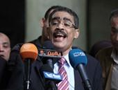 الدكتور ضياء رشوان رئيس مركز الأهرام للدراسات السياسية والاستراتيجية
