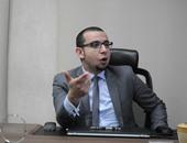 محمد رضا عضو مجلس إدارة الجمعية المصرية لتداول الأوراق المالية