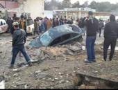 انفجار ليبيا - أرشيفية