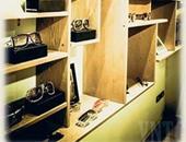 محل للنظارات