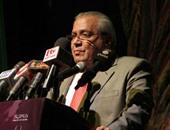 وزير الثقافة جابر عصفور