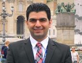 مايكل فيكتور سكرتير لجنة الإعلام بمجلس كنائس مصر