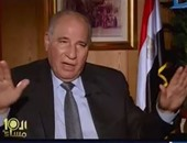 المستشار أحمد الزند وزير العدل