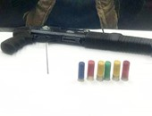 بندقية خرطوش-أرشيفية