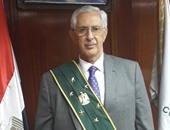 المستشار يحيى دكرورى النائب الأول لرئيس مجلس الدولة