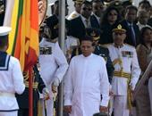 الرئيس السريلانكى مايتريبالا سيريسينا
