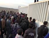 لاجئين عرب