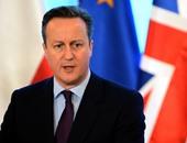 رئيس الوزراء البريطانى ديفيد كاميرون