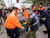 زلزال قوى يضرب تايوان