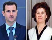 أنيسه مخلوف والدة بشار الأسد